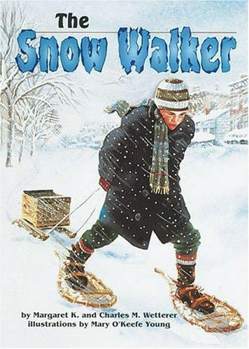 The Snow Walker (On My Own History)-ExLibrary