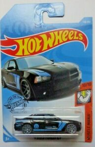 2019 Hot Wheels MUSCLE MANIA 10//10 /'11 Dodge Charger R//T 158//250 Black