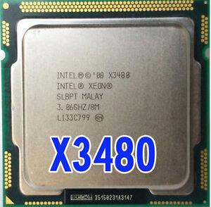 Intel-Xeon-X3480-3-06G-LGA1156-1MB-procesador-de-cuatro-nucleos-slbpt-Probado