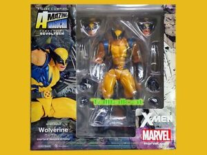 Kaiyodo-Revoltech-X-Marvel-X-Men-Wolverine-AMAZING-YAMAGUCHI-005-Action-Figure