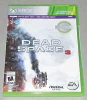Dead Space 3 For Xbox 360 Brand Fast Shipping