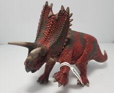 Schleich Pentaceratops Saurier Dino Dinosaurier Rot 14531 Neu unbespielt