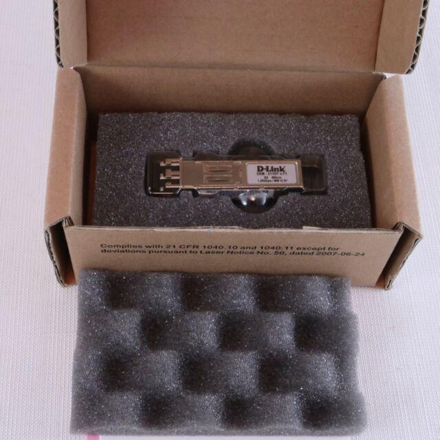Genuine D-Link DEM 311GT V.F1 SX 850nm 1.25Gbps MM 3.3v
