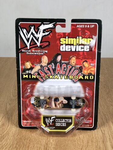 WWF Mini Skateboard The Rock