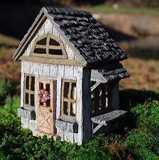 Miniature Fairy Garden  Willow Ridge with hinged door NEW