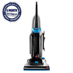 BISSELL PowerForce Bagged Upright  Vacuum Cleaner | 1739R Refurbished!