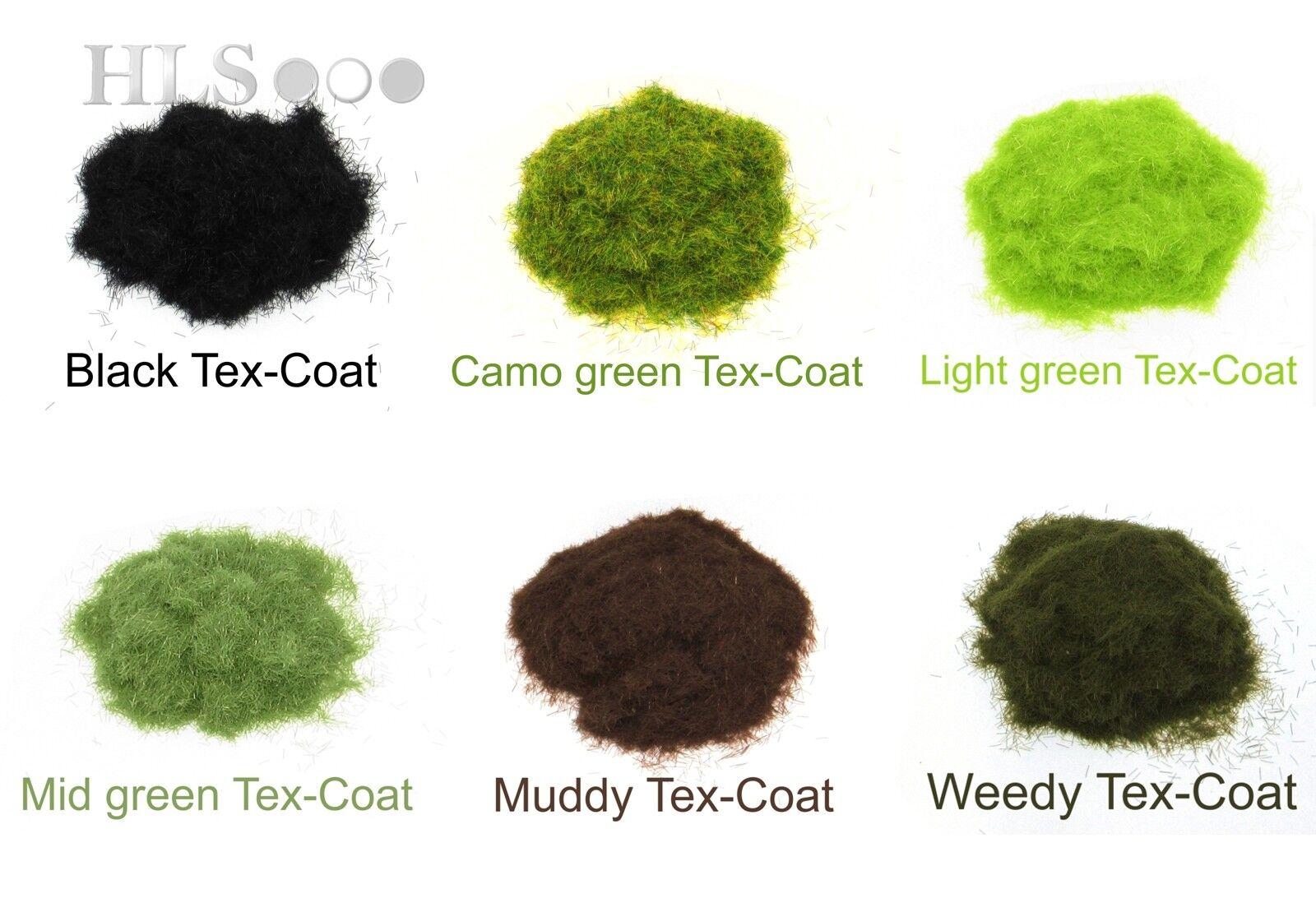 HLS Tex-Coat textured lead coating powder Carp Camouflage TOP COAT [TX]