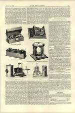 1892 Swinburne's High Tension Electrical Apparatus 2