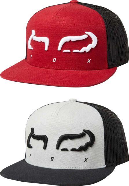 1df66c77 Fox Racing Strap Snapback Hat - Mens Lid Cap