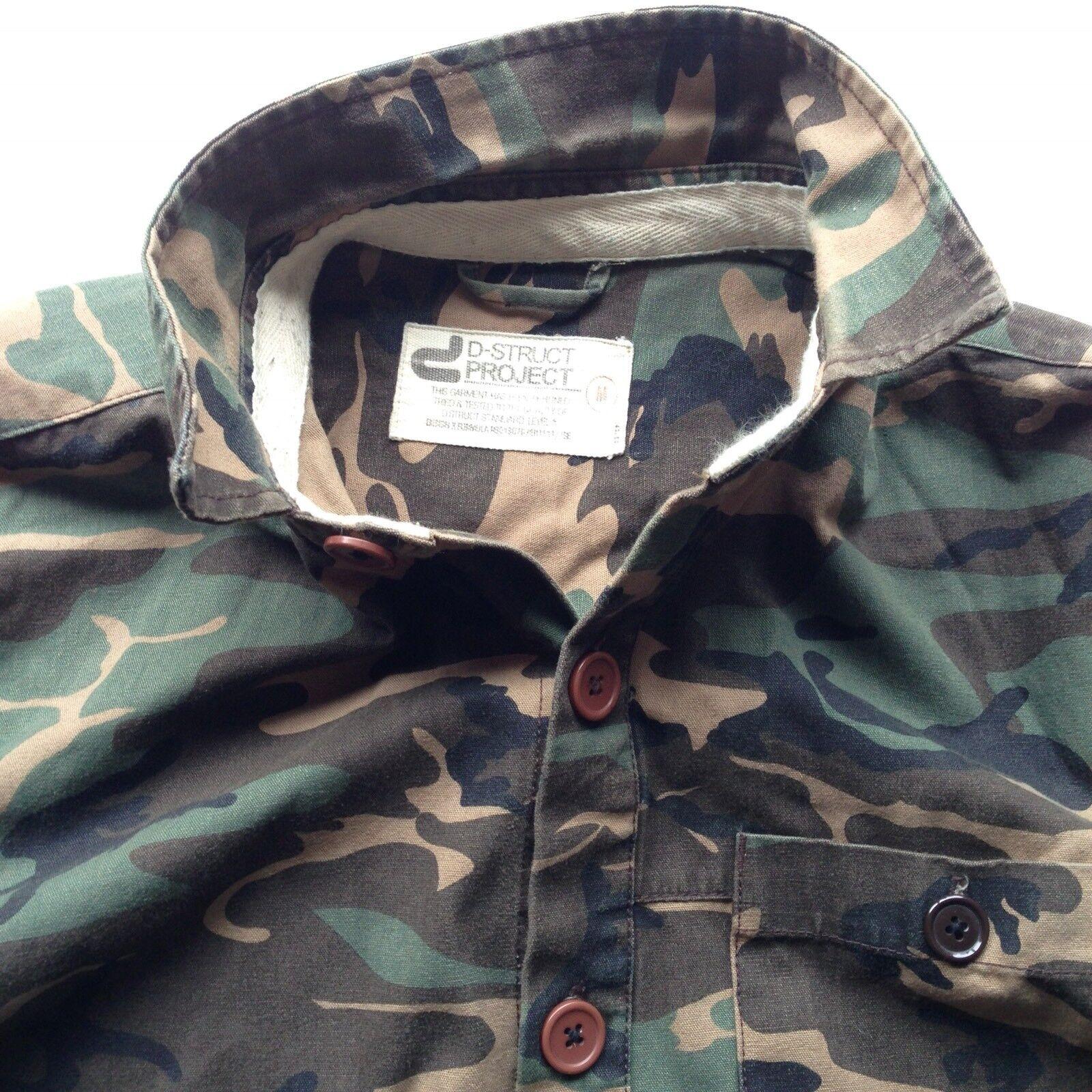 Militaire Style Homme Struct D Veste Camouflage qOpnZFn6