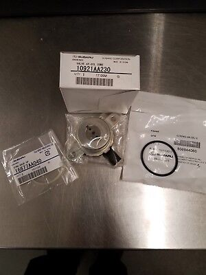 Genuine Subaru 10921AA230 Oil Valve Kit for codes P000A