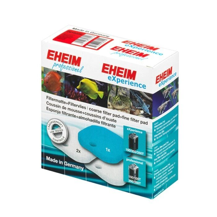 Eheim Foam Eheim 2222 24 1 bluee 2 White Ref 2616220 Lot de 3 Boxes