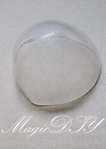 3-4 BJD Head Silicone Wig Cap For Doll Dollfie Anti-Slip Size 1/12