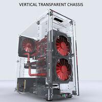 Acrylic Diy Computer Case Personalized Atx Transparent Pc Box Assemble Kit