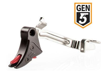 ZEV Technologies For Glock Gen 5 Trigger Bar PRO Fits 17 19 26 34 19X Gen5  811338032287 | eBay