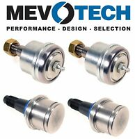 Dodge Ram 2500 4wd Replacement Set 2 Upper & 2 Lower Ball Joints Pair Mevotech