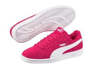 4564149b49 Details about PUMA Smash Fun SD Kids Girls Shoes