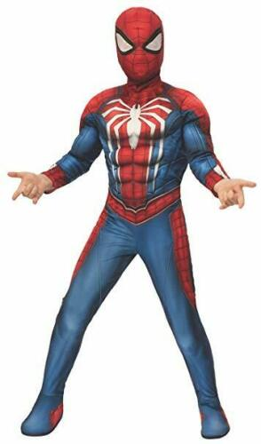 Details about  /Rubies Marvel Spider Man Gamer Verse Deluxe Childrens Halloween Costume 701168