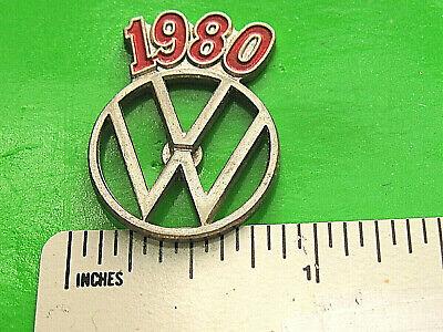 Vintage VW Volkswagen Wolfsburg Logo Lapel or Hat Pin Tie Tack
