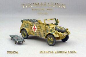 Thomas-Gunn-TGM-SS023A-MEDICAL-KUBEL-WAGEN-NORMANDY-VERSION-NEUF-NEW