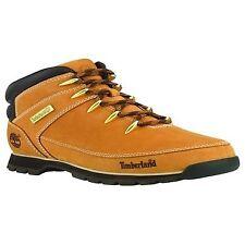 Timberland Men s Euro Sprint Hiker A122i Nubuck Leather Wheat UK 9 ... 3ab2b2d88556
