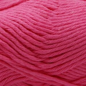 Rico Creative Cotton Aran 100 Cotton Knitting Crochet Yarn