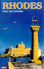 Rhodes Today and Yesterday (Greek Guides), Unknown, Used; Very Good Book