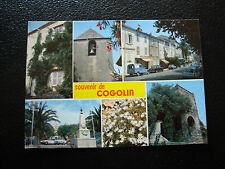 FRANCE - carte postale - cogolin (cote d azur) 1983 (cy25) french