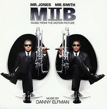 MEN IN BLACK II - MUSIC FROM THE MOTION PICTURE / MUSIC BY DANNY ELFMAN / CD