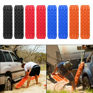 Recovery Traction Sand Tracks Snow Mud Track Tire Ladder 4WD Off Road US Stock