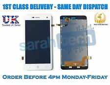 "NEW ZTE BLADE L3 5.0"" LCD DISPLAY TOUCH SCREEN DIGITIZER GLASS ASSEMBLY WHITE"