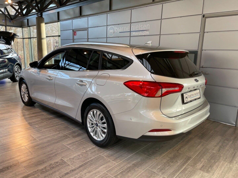 Ford Focus 1,0 EcoBoost mHEV Titanium stc. - billede 2