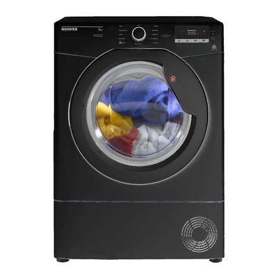 HOOVER Dynamic Next DX C9DGB NFC 9 kg Condenser Tumble Dryer - Black - Currys