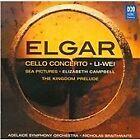 Sir Edward Elgar - Elgar: Cello Concerto; Sea Pictures; The Kingdom Prelude (2005)