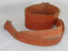 George Lawrance Leather Arm Band Leg Band Holster Tiedown