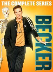BECKER COMPLETE SERIES New Sealed 17 DVD Set Seasons 1 2 3 4 5 6