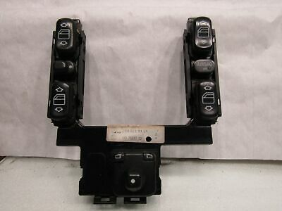 MERCEDES CLASSE C W202 93-00 driver side window switch
