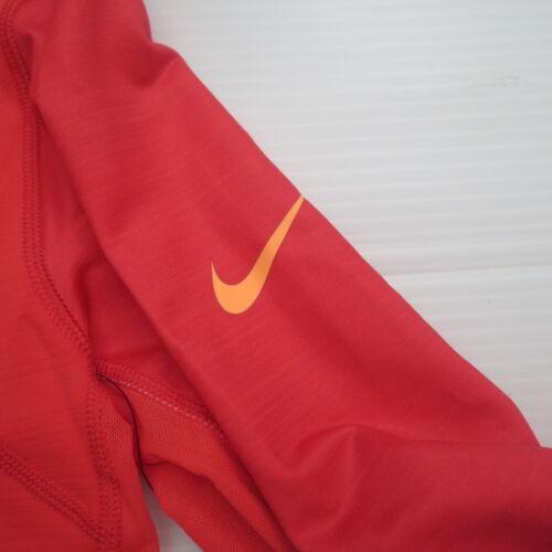 Camiseta Nwt 850 Tama Hyperwarm o para Nike M Peach 916969 mujer 887229240215 qr4Bvq