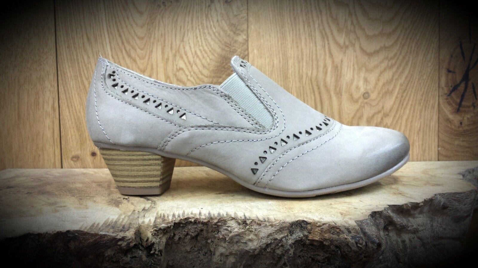 Jana // 7989 // Ladies 'Pimienta' Comodidad Zapatos //!!!! nuevo!!!