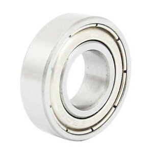 10mm x 22mm x 6mm Stainless Ball Bearings Sealed 10x22