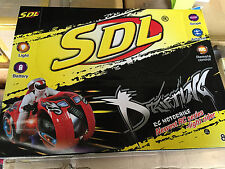 SDL Radio Controlled RC Drift Bike Electric RTR RC Motorcycle Light Rider model