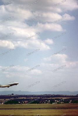Art Well-Educated Farb-dia-flughafen-stuttgart-echterdingen-airport-start-flugzeug-1960er-1 Relieving Heat And Sunstroke