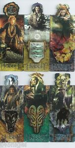 The-Hobbit-The-Desolation-of-Smaug-Magnetic-Bookmarks-Full-Set
