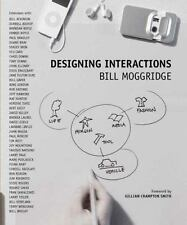 Designing Interactions (MIT Press) Moggridge, Bill Hardcover