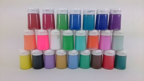 Hobby World Poster Paints 24 Pack