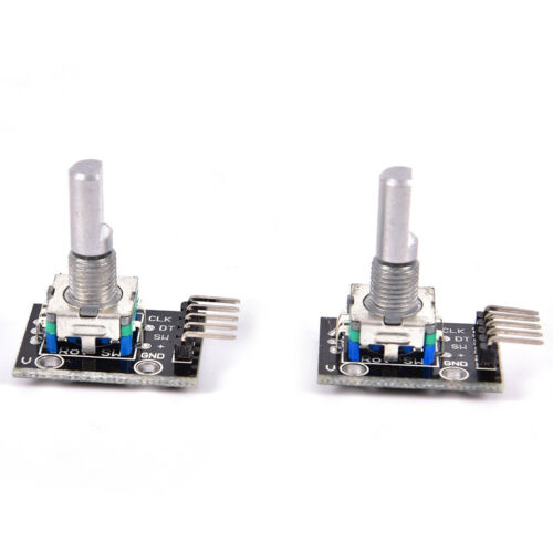 2pcs KY-040 Rotary Encoder Module for Arduino AVR PIC NEW HI