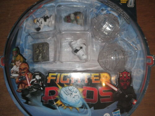 """STAR WARS FIGHTER PODS PACKAGES 4X 1/"""" figures New various available Hasbro 38488"""