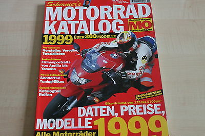 152249 Mo Sonderheft Motorrad Katalog 1999 Produkte HeißEr Verkauf
