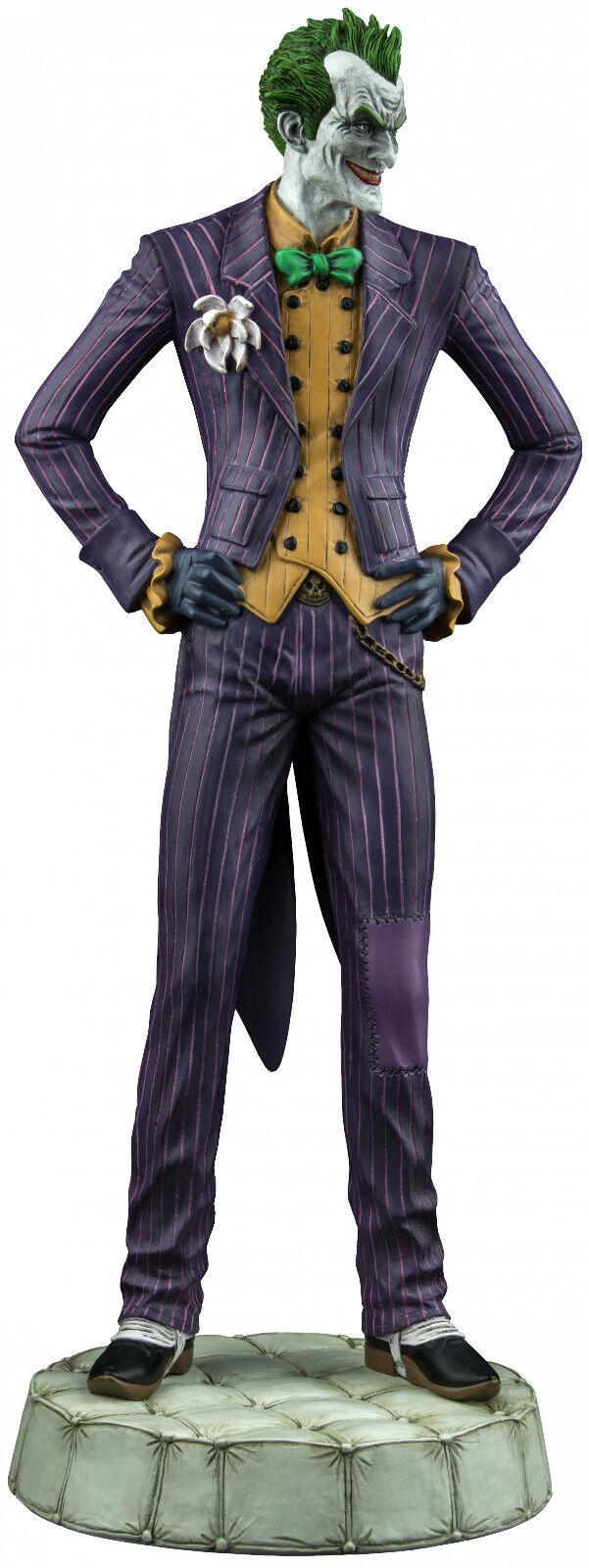 BATMAN  Arkham Asylum - The Joker 1 6th Scale Statue (Ikon Collectables)  NEW