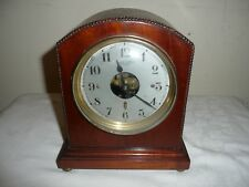 Antique, Bulle Mantle Clock. Serial 121714 Circa 1930, Vgc and Working Order.